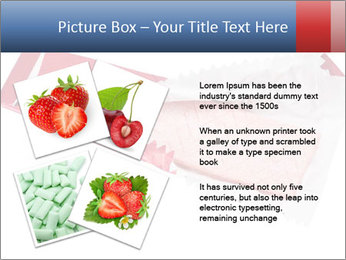 Chewing gum PowerPoint Template - Slide 23