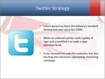 Chewing gum PowerPoint Template - Slide 9