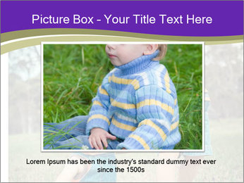 Two mixed race PowerPoint Templates - Slide 15