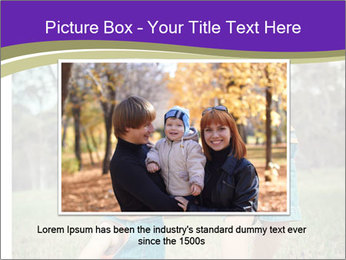 Two mixed race PowerPoint Templates - Slide 16