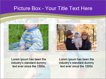 Two mixed race PowerPoint Templates - Slide 18