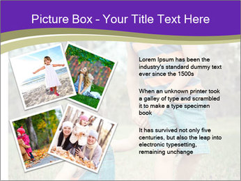 Two mixed race PowerPoint Templates - Slide 23