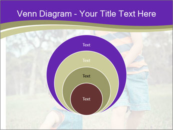 Two mixed race PowerPoint Templates - Slide 34
