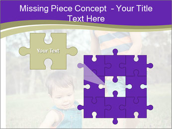 Two mixed race PowerPoint Templates - Slide 45