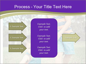 Two mixed race PowerPoint Templates - Slide 85
