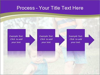 Two mixed race PowerPoint Templates - Slide 88