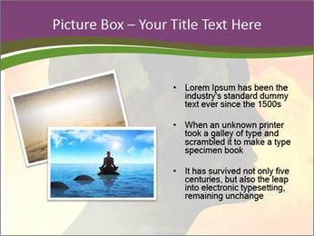 Human head PowerPoint Templates - Slide 20