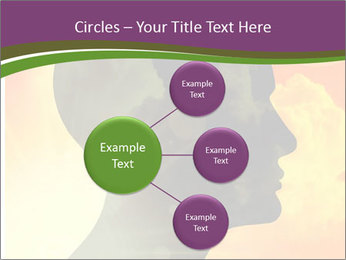 Human head PowerPoint Templates - Slide 79