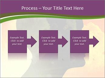 Human head PowerPoint Templates - Slide 88