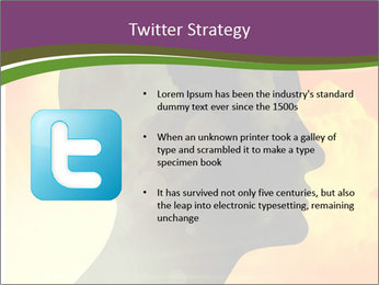 Human head PowerPoint Templates - Slide 9