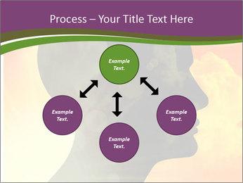 Human head PowerPoint Templates - Slide 91