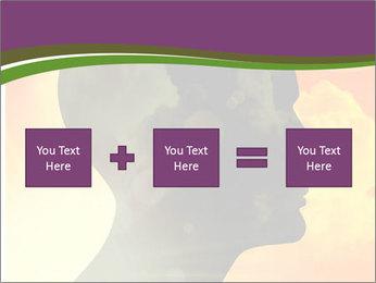 Human head PowerPoint Templates - Slide 95