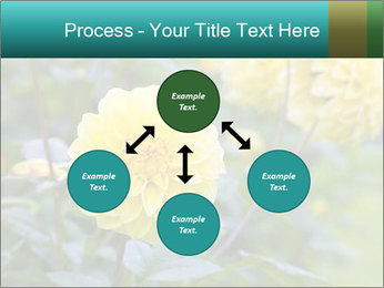 Yellow flower PowerPoint Templates - Slide 91