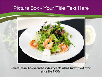 Fresh spring salad PowerPoint Templates - Slide 15