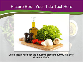 Fresh spring salad PowerPoint Templates - Slide 16