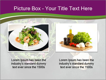 Fresh spring salad PowerPoint Templates - Slide 18