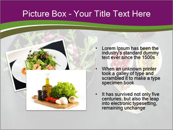 Fresh spring salad PowerPoint Templates - Slide 20