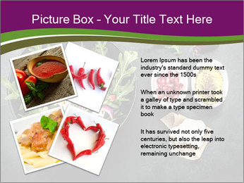 Fresh spring salad PowerPoint Templates - Slide 23