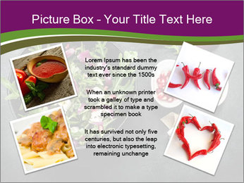 Fresh spring salad PowerPoint Templates - Slide 24