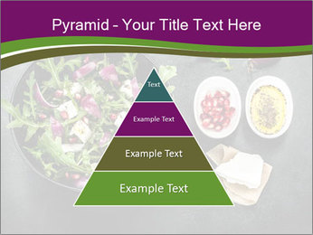 Fresh spring salad PowerPoint Templates - Slide 30