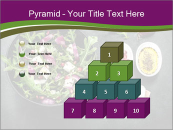 Fresh spring salad PowerPoint Templates - Slide 31