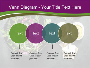 Fresh spring salad PowerPoint Templates - Slide 32
