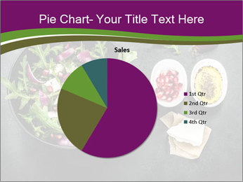 Fresh spring salad PowerPoint Templates - Slide 36