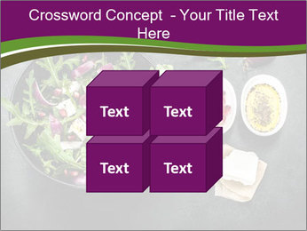 Fresh spring salad PowerPoint Templates - Slide 39