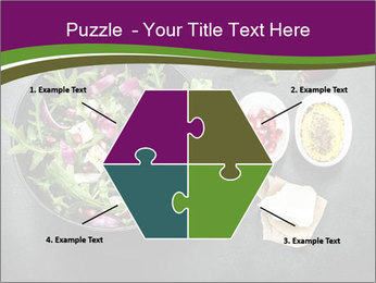 Fresh spring salad PowerPoint Templates - Slide 40