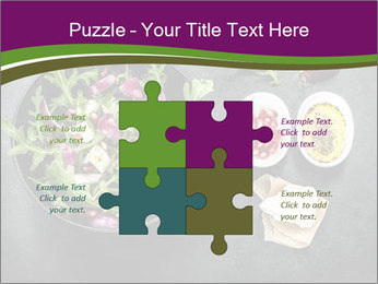 Fresh spring salad PowerPoint Templates - Slide 43