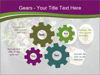Fresh spring salad PowerPoint Templates - Slide 47
