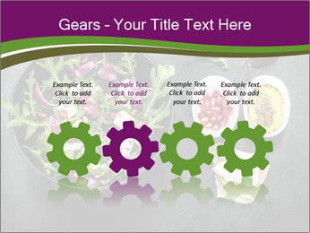 Fresh spring salad PowerPoint Templates - Slide 48