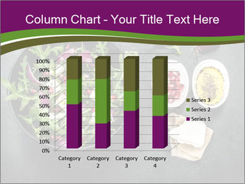 Fresh spring salad PowerPoint Templates - Slide 50