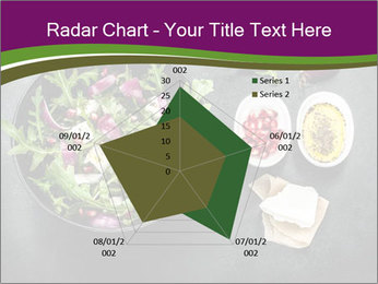 Fresh spring salad PowerPoint Templates - Slide 51