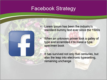 Fresh spring salad PowerPoint Templates - Slide 6