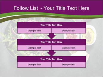 Fresh spring salad PowerPoint Templates - Slide 60
