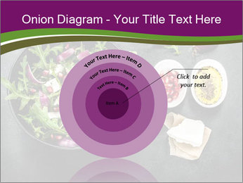 Fresh spring salad PowerPoint Templates - Slide 61