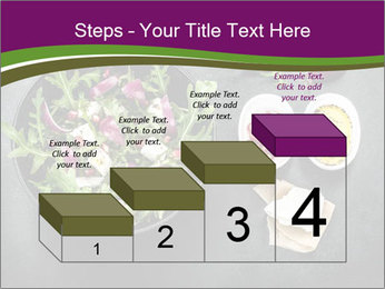 Fresh spring salad PowerPoint Templates - Slide 64