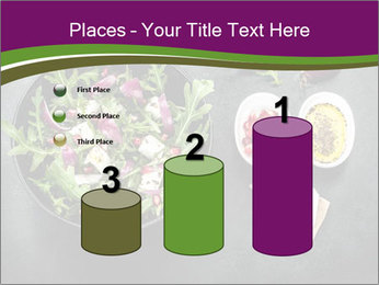Fresh spring salad PowerPoint Templates - Slide 65