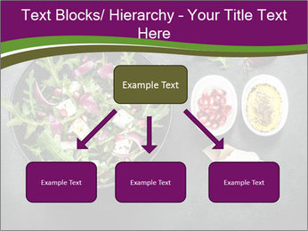 Fresh spring salad PowerPoint Templates - Slide 69