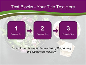 Fresh spring salad PowerPoint Templates - Slide 71