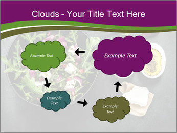 Fresh spring salad PowerPoint Templates - Slide 72