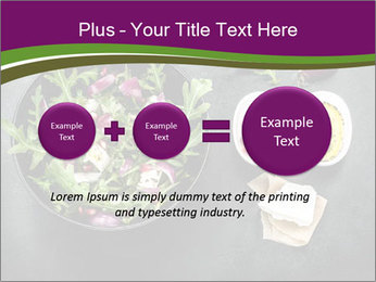 Fresh spring salad PowerPoint Templates - Slide 75