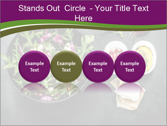 Fresh spring salad PowerPoint Templates - Slide 76