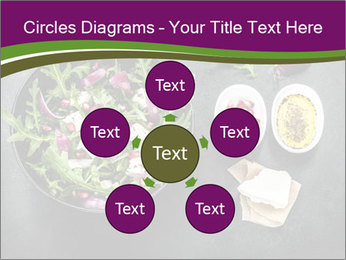 Fresh spring salad PowerPoint Templates - Slide 78
