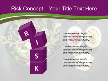 Fresh spring salad PowerPoint Templates - Slide 81