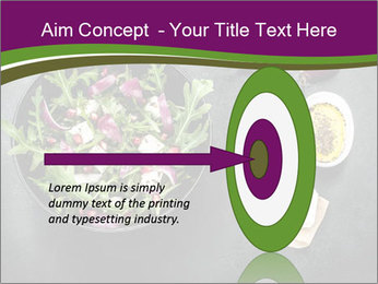 Fresh spring salad PowerPoint Templates - Slide 83