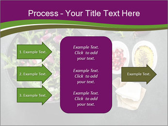 Fresh spring salad PowerPoint Templates - Slide 85