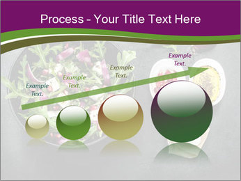 Fresh spring salad PowerPoint Templates - Slide 87