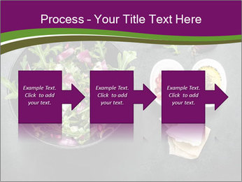 Fresh spring salad PowerPoint Templates - Slide 88